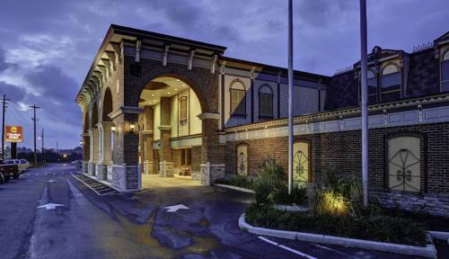 Clarion Hotel and Conference Center Cover Picture
