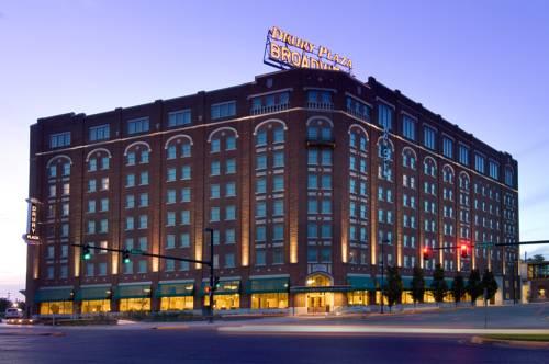 Drury Plaza Hotel Broadview Wichita Cover Picture