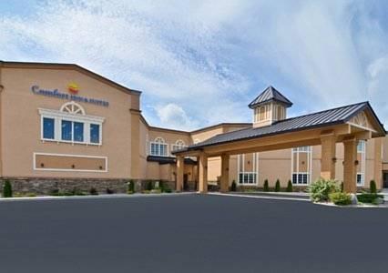 Comfort Inn & Suites Plattsburgh Cover Picture