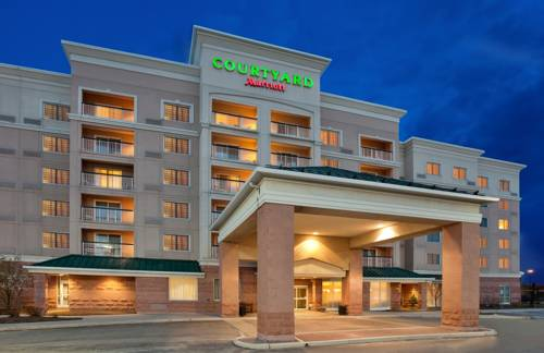 Courtyard Toronto Markham Cover Picture