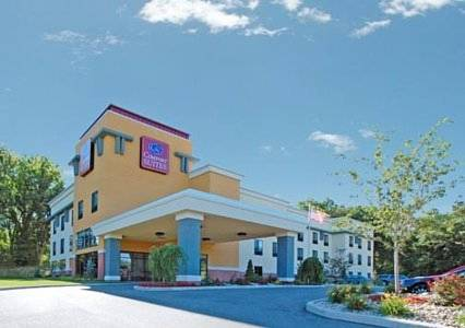 Comfort Suites South Elkhart Cover Picture