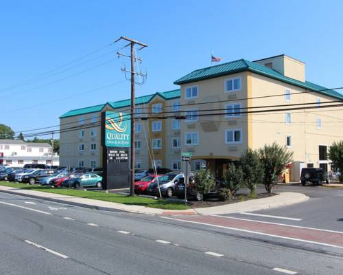 Quality Inn & Suites Rehoboth Beach – Dewey Cover Picture