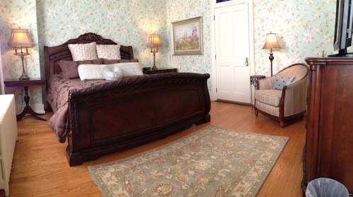 The Patriot House Bed & Breakfast Cover Picture