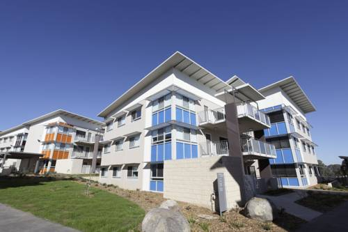 University of Canberra Village Cover Picture