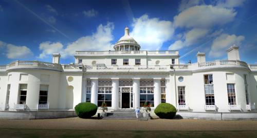 Stoke Park Cover Picture