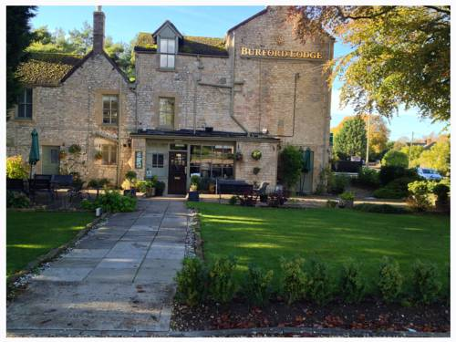 Burford Lodge Cover Picture