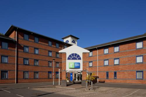 Holiday Inn Express Droitwich Cover Picture