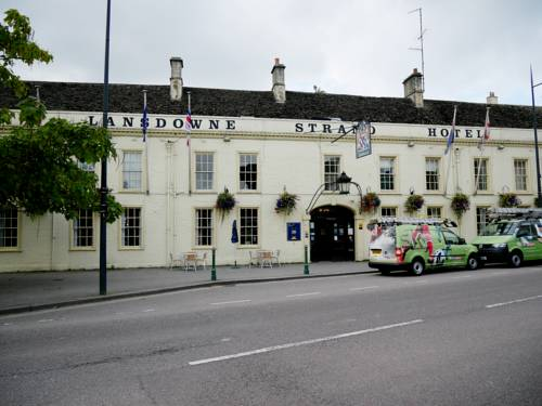 Lansdowne Strand Hotel Cover Picture