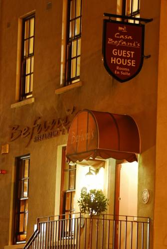 Befani's Mediterranean Restaurant & Townhouse Cover Picture