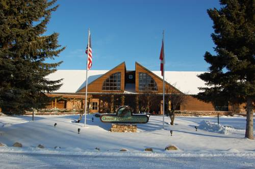 Grouse Mountain Lodge Cover Picture