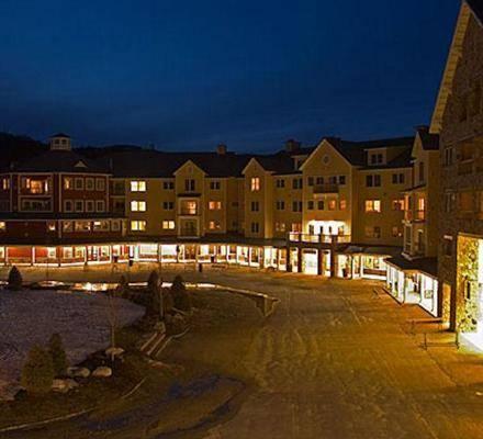 Jackson Gore Inn on Okemo Mountain Cover Picture