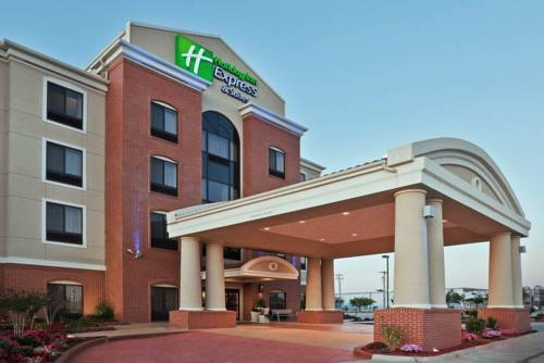 Holiday Inn Express Greensburg Cover Picture