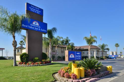 Americas Best Value Inn & Suites Madera Cover Picture