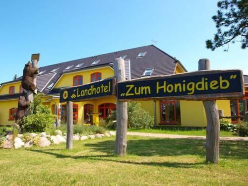 Landhotel zum Honigdieb Cover Picture
