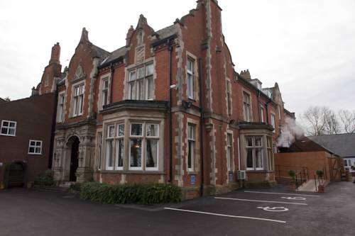 Best Western Oaklands Hall Hotel Cover Picture