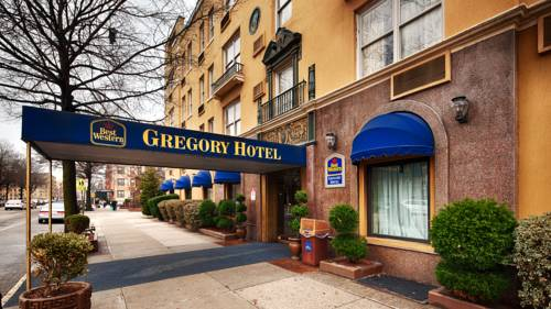 Best Western Gregory Hotel Cover Picture