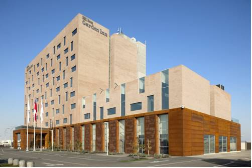 Hilton Garden Inn Santiago Airport Cover Picture