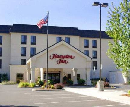 Hampton Inn Eugene Cover Picture
