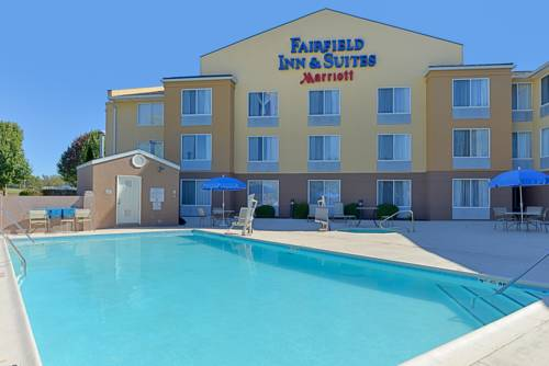 Fairfield Inn & Suites by Marriott Lexington Georgetown/College Inn Cover Picture