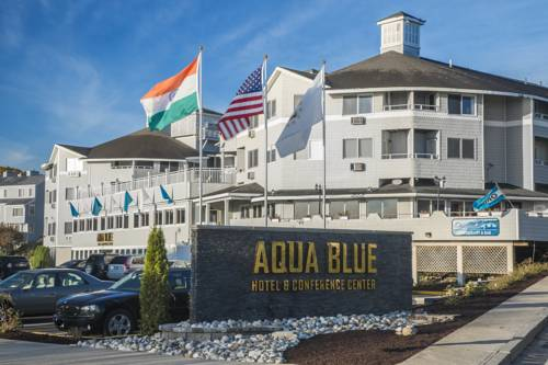 Aqua Blue Hotel Cover Picture