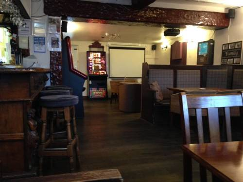 The Wheatsheaf Inn Cover Picture
