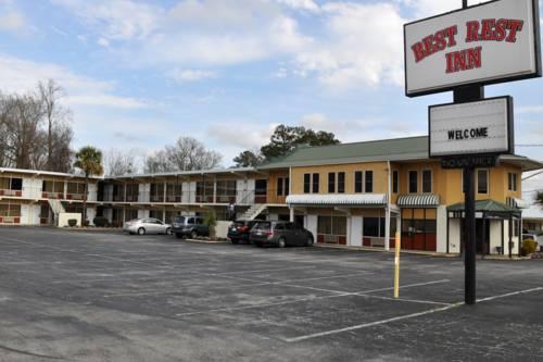 Best Rest Inn - Jacksonville Cover Picture