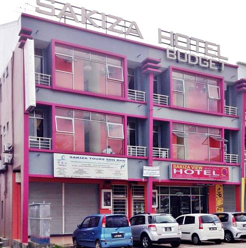 Sakiza View Hotel Setia Tropika Cover Picture