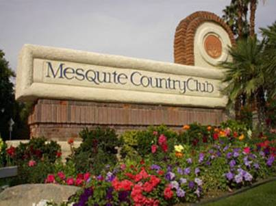 Mesquite Country Club Cover Picture