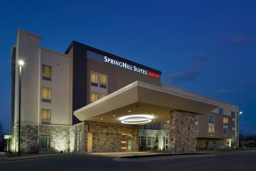 SpringHill Suites Bridgeport Clarksburg Cover Picture
