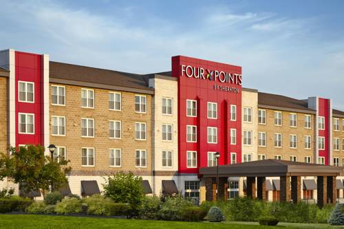 Four Points by Sheraton Moncton Cover Picture