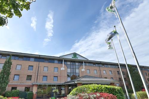 Holiday Inn Nottingham Cover Picture