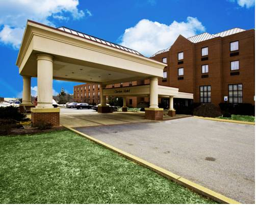 Clarion Hotel & Conference Center Shepherdstown Cover Picture