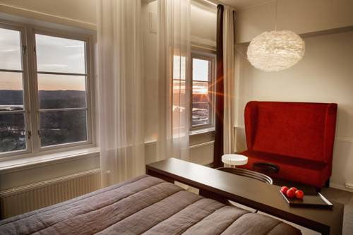 Fredriksten Hotell Cover Picture