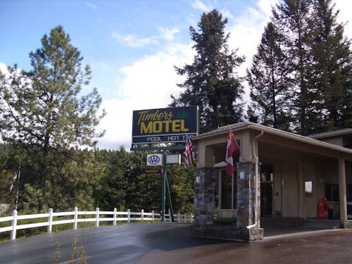 Timbers Motel - Big Fork Cover Picture