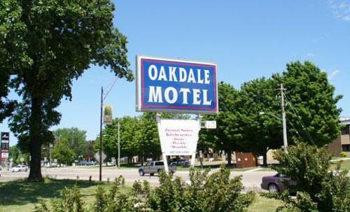 Oakdale Motel Cover Picture