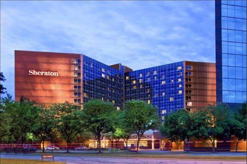 Sheraton Indianapolis Hotel at Keystone Crossing Cover Picture