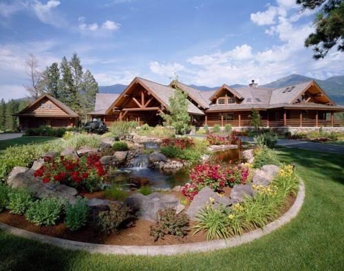 Glacier Mountain Lodge Cover Picture