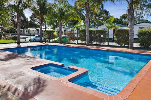Frankston Holiday Park and Sandhurst Motel Cover Picture