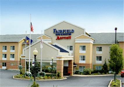 Fairfield Inn by Marriott Hazleton Cover Picture