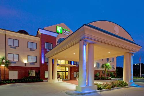 Holiday Inn Express Hotel & Suites Panama City-Tyndall Cover Picture