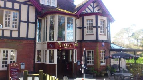 The Burley Inn Cover Picture
