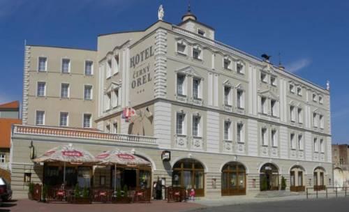 Hotel Černý Orel Žatec Cover Picture