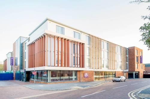 Premier Inn St Albans City Centre Cover Picture