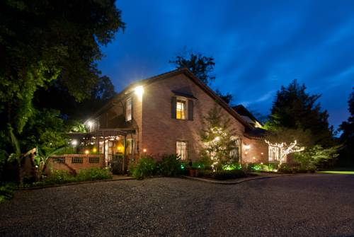 The Stockade Bed and Breakfast Cover Picture