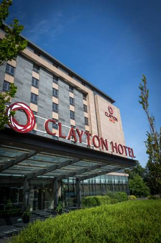 Clayton Hotel, Leopardstown Cover Picture