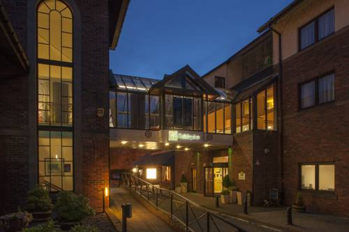 Holiday Inn Glasgow - East Kilbride Cover Picture