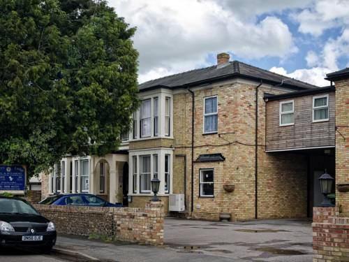 Olivers Lodge Hotel Cover Picture