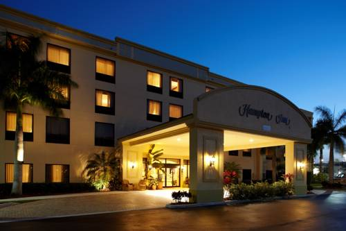Hampton Inn West Palm Beach-Florida Turnpike Cover Picture