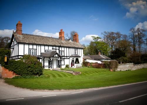 Donington Park Farmhouse Hotel Cover Picture