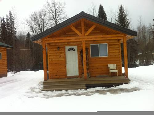 Wilderness Creek Cabins Cover Picture